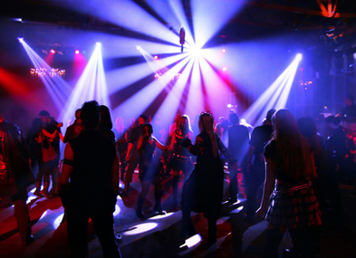 Nightclubs and Party Buses Costa Mesa