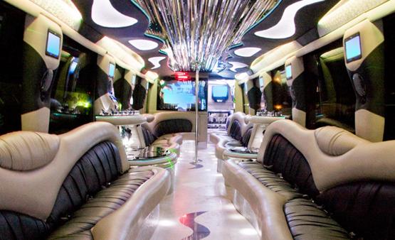 Party Bus Irvine