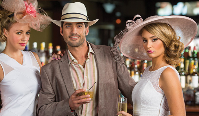 what to wear at del mar race track