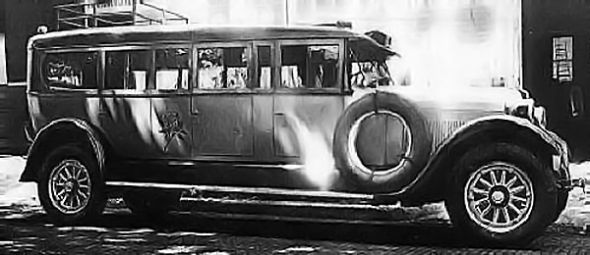 1st Limousine Ever Built