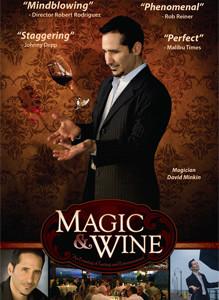David Minkin Magic Wine