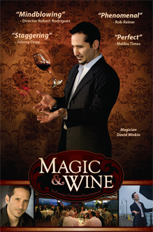 David Minkin Magic Wine