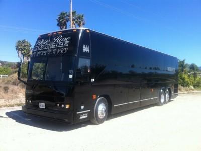 Luxury Party Bus Rental