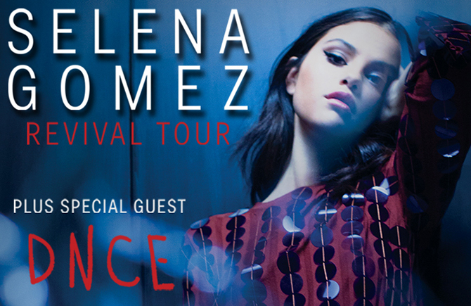 Group transportation to Selena Gomez Concert at Staples Center