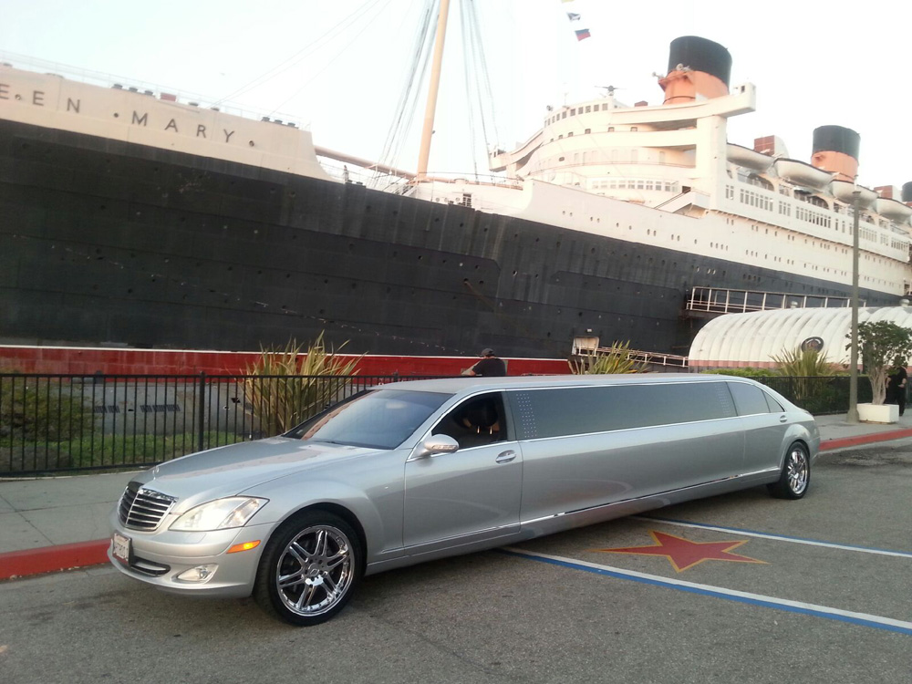 Limo Rental to Queen Mary