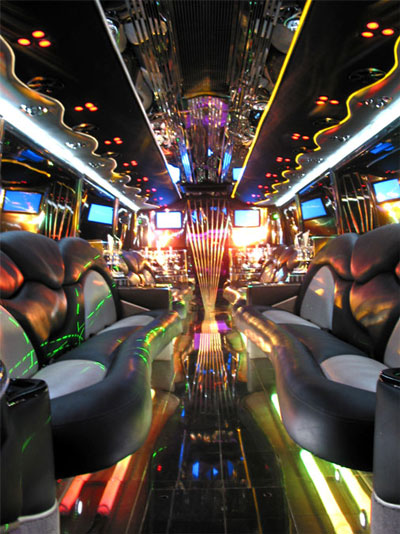 party buses in san diego