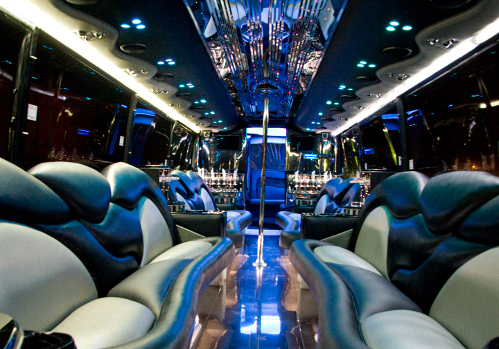 Party Bus Rental in Los Angeles
