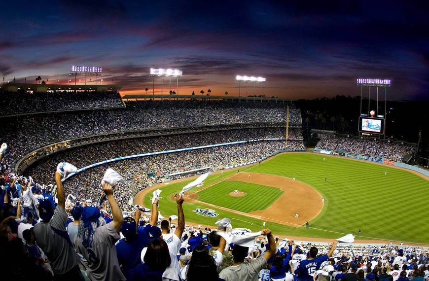 Dogers Dodger Stadium Rent A Party Bus Or Mercedes