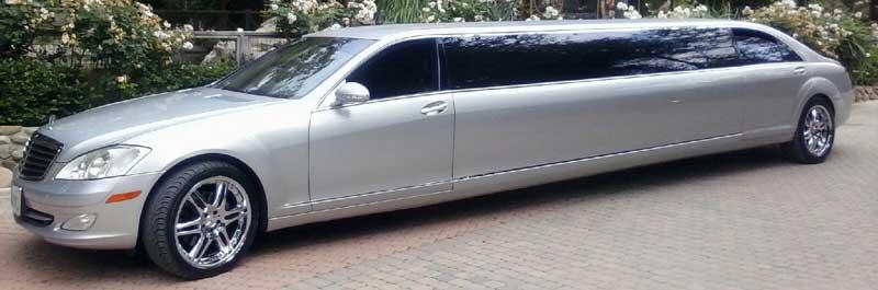 Luxury limo rental to Morongo Casino
