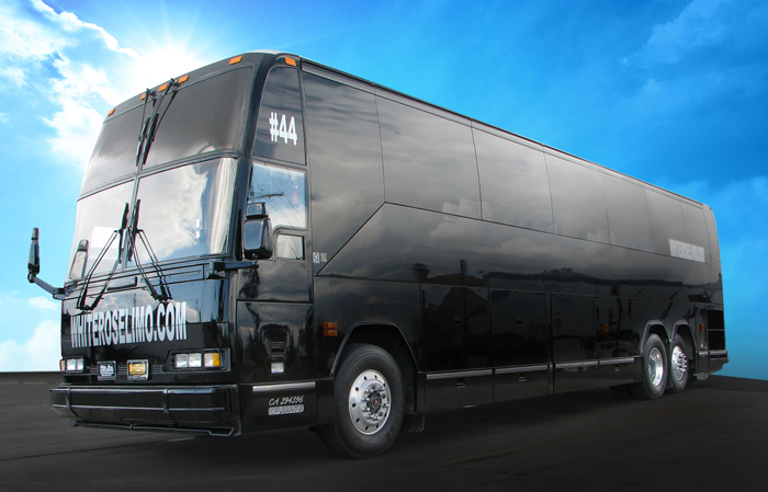 Rent a Party Bus Redondo Beach