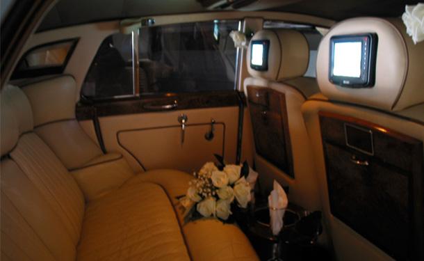 Bentley Limo Rental Orange County