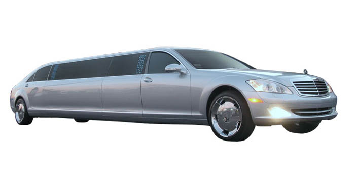 Image gallery mercedes benz limo for Mercedes benz limousine rental