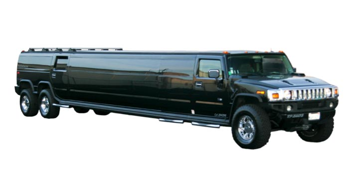 SUV Limo Orange County