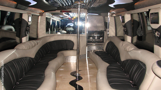 Luxury Bus Interior Party buses � los angeles