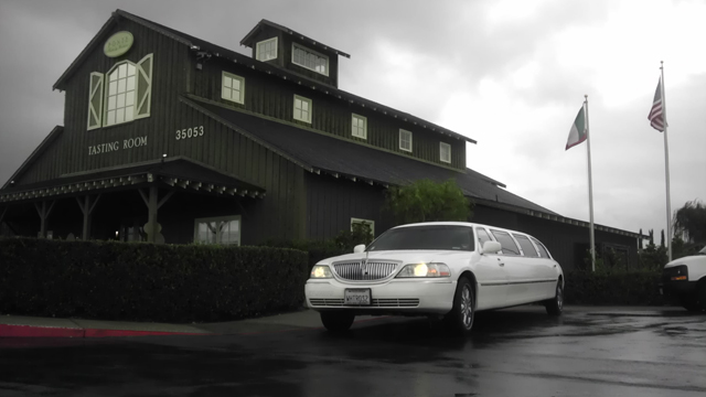Airport Limousine Rental Orange County