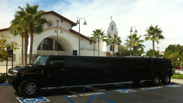 Funeral SUV Limousine Rental Orange County