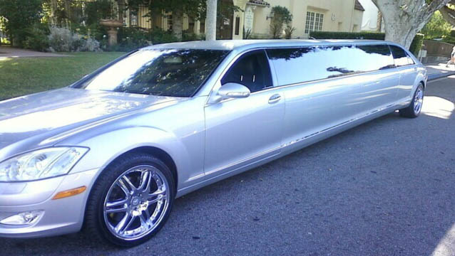 Luxury Limo Rental Newport Beach