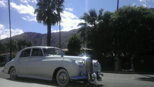 Classic Wedding Limousine