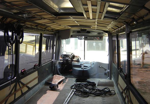 Party Bus Conversion