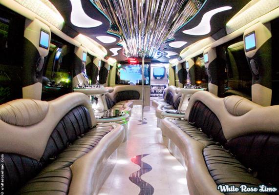 Party Buses Corona