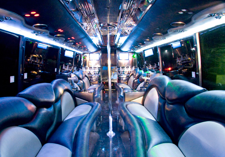 Party Bus Company Corona