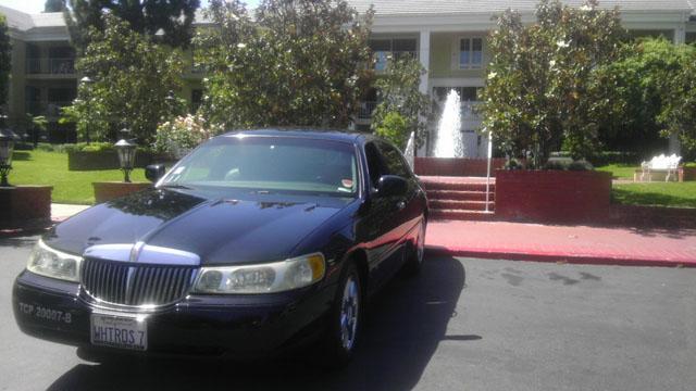 Funeral Sedan