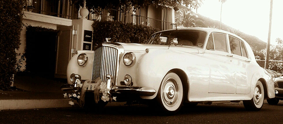Bentley Limousine Rental