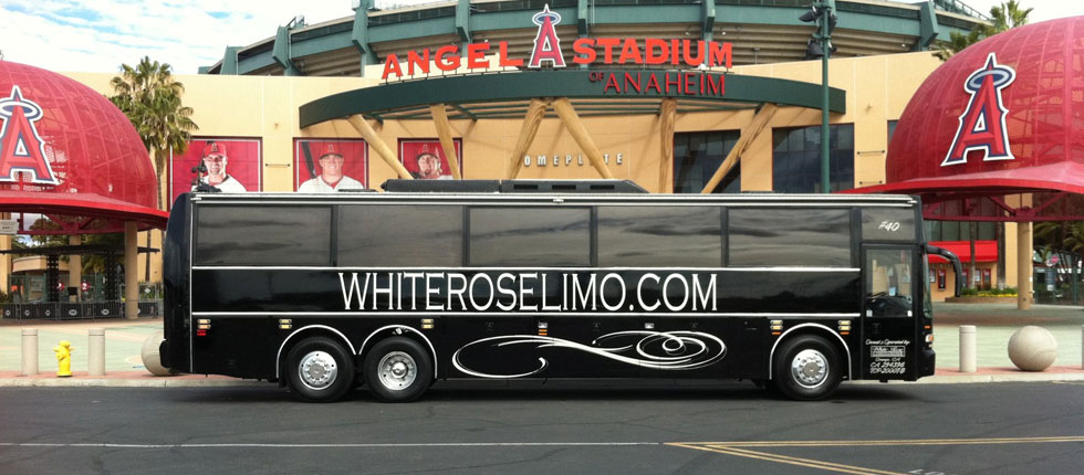 44 Pass Limo Bus Rental