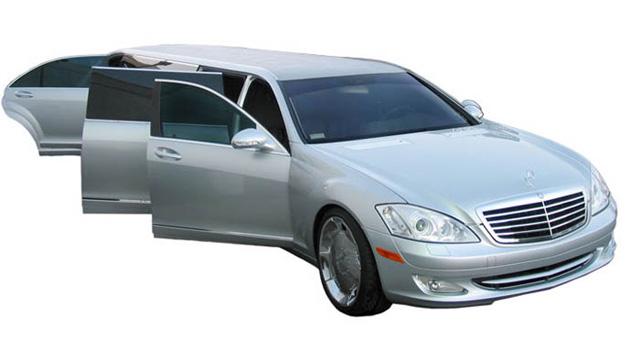 Luxury Wedding Limousine Rental Orange County