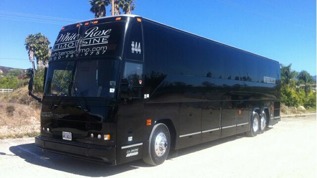 Party Bus Rental Del Mar