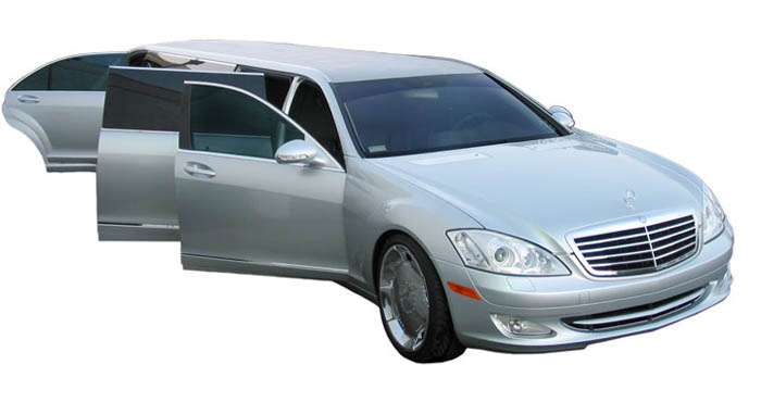 Luxury Limousine Rental Del Mar