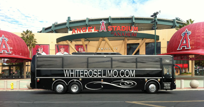 Party Bus Anaheim