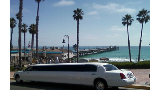 Limo Service Dana Point