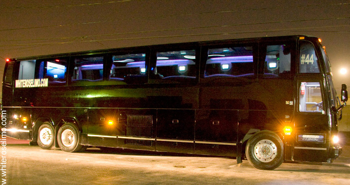 Cheap Party Bus Rental Carlsbad