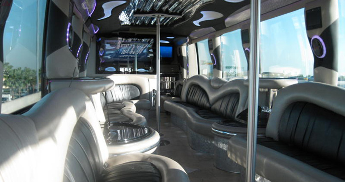 Luxury Party Bus Rental Carlsbad
