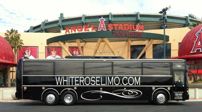 Newport Beach Party Bus Rentals