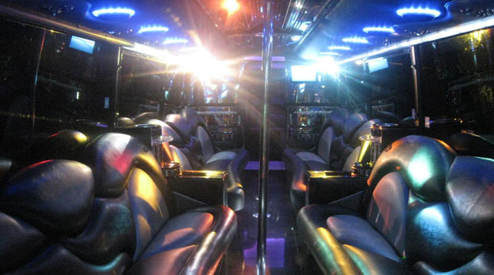 Party Bus Prices Newport Beach