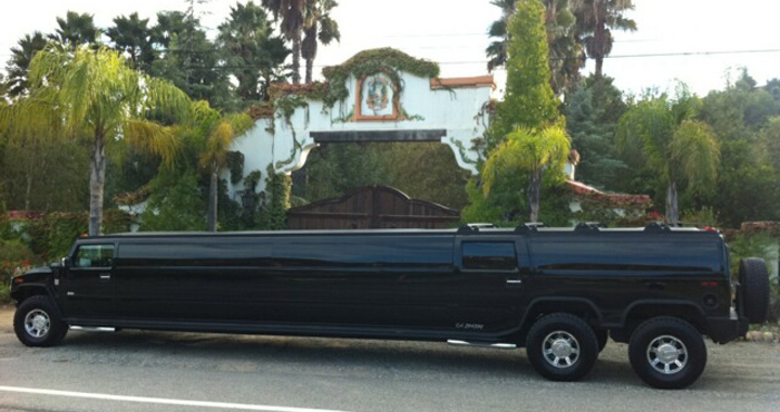 Best Limo Rental Company in Orange County