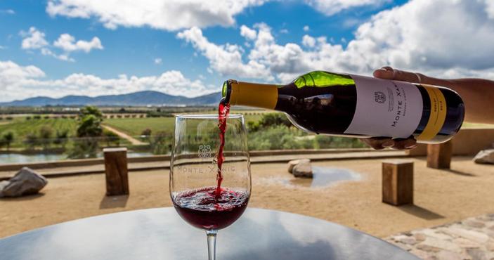 Baja Wine Tours San Diego Bus Charter