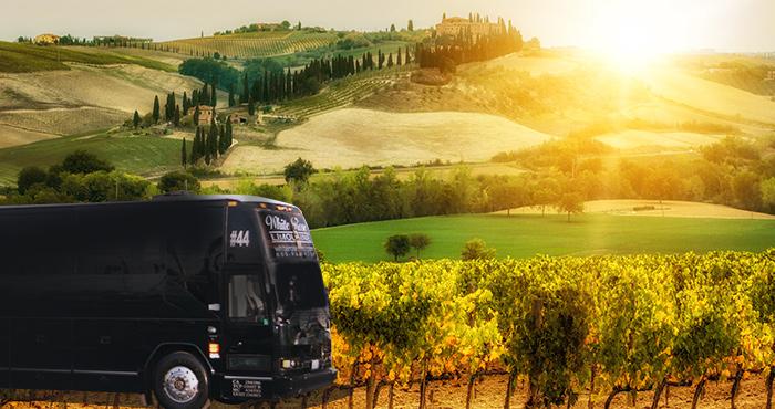 Luxury Party Bus Rancho Santa Margarita