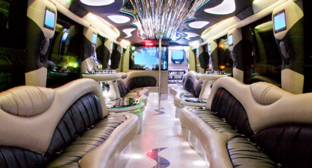 Party Buses Orange County Ca