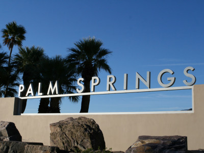 Party Bus Rental to Palm Springs