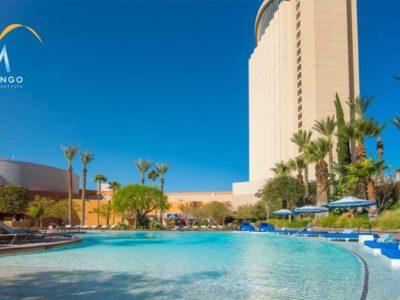 Morongo Casino Pool Oasis