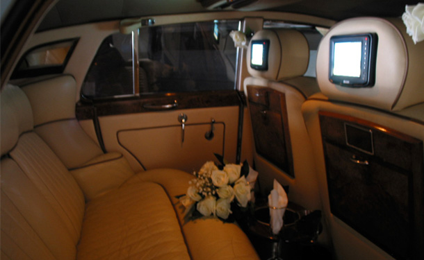 Bentley Limo Rental Orange County