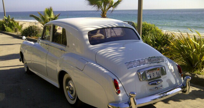 Vintage Limo Rental Laguna Beach