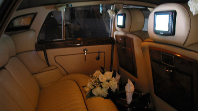 Bentley Limo Orange County