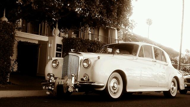 Bentley Limo