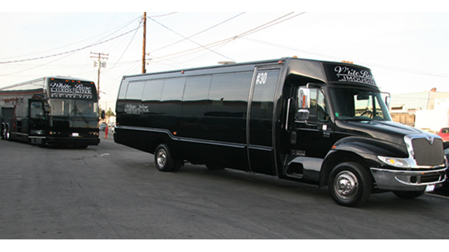 Corporate Charter Buses San Diego