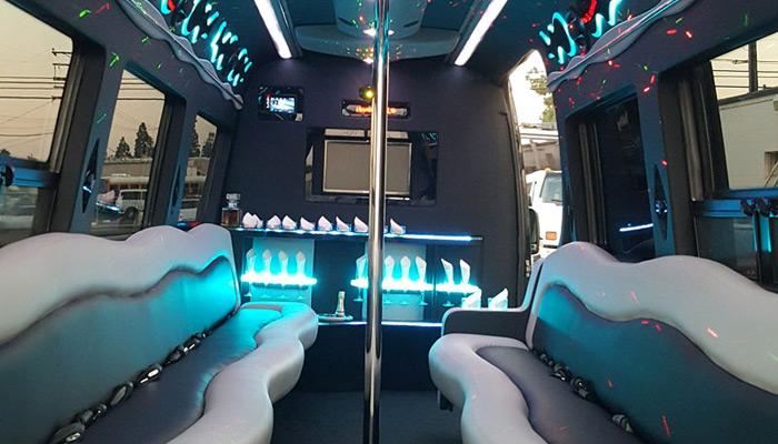 party bus rental san diego