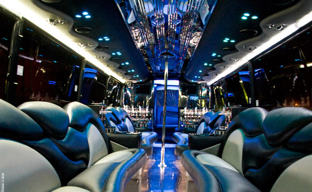 Party Buses Riverside